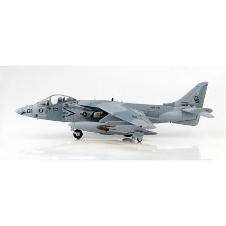 AV-8B Harrier II 163662, VMA-231, King Abdul Aziz Base February 1991 1/72 HOBBYMASTER HA2624