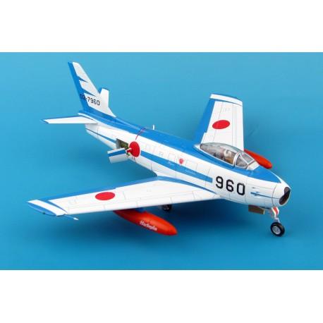 """F-86F Sabre """"Blue Impulse"""", JASDF HOBBYMASTER 1/72 HA4318"""