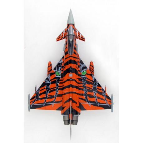 """Eurofighter Typhoon """"Bronze Tiger"""" 30+09, TktLwG 74, Neuburg AB """"Tiger Meet 2014"""" 1/72 Hobbymaster HA6609"""
