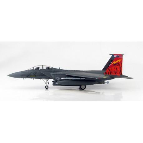 F-15E Strike Eagle 87-0173, 389th FS, Mountain Home AFB, 2018 Hobbymaster 1/72 HA4523