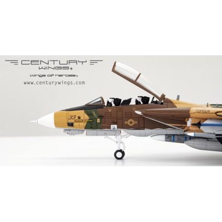 """F-14A Tomcat US Navy Fighter Weapons School """"TOPGUN""""33 1996 NAS Miramar CA Century Wings 1/72 CW01636"""