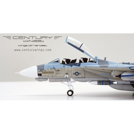 """F-14A Tomcat US Navy Fighter Weapons School """"TOPGUN""""30 1995 NAS Miramar CA Century Wings 1/72 CW01635"""