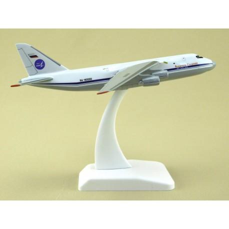 ANTONOV 124- 100 Russlan Air Force 1/400 F1-3621