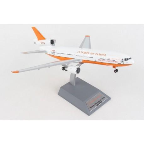 DOUGLAS DC-10-30 AIR TANKER N612AX INFLIGHT 1/200