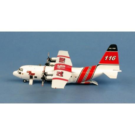 Lockheed C-130 CAL FIRE C-130H Numero 116 herpa 1/200