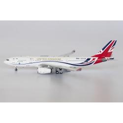 """AIRBUS A330 MRTT ROYAL AIR FORCE """"BORIS ON"""" ZZ336  NG MODEL 1/400"""