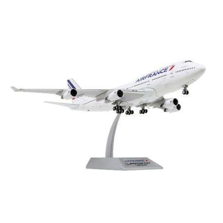 Air France Boeing 747-400 F-GITJ  Inflight 1/200
