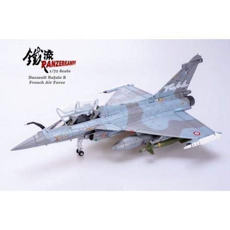 "DASSAULT RAFALE B ""Prototype B01"" Aérocampus 2019 1/72 PANZERKAMPF 14615PD"
