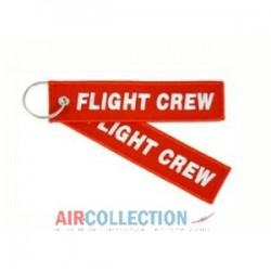 PORTE CLE Flight Crew Rouge