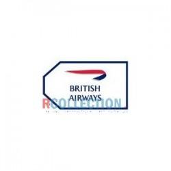 BAG TAG BRITISH AIRWAYS