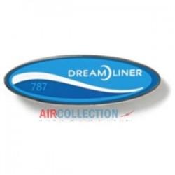 Pins Dreamliner 787 BOEING