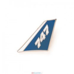 Pins Boeing Tail 747