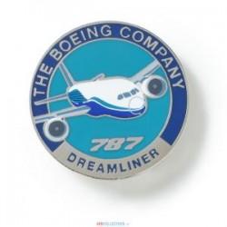 Pins Boeing Rond 787 S11
