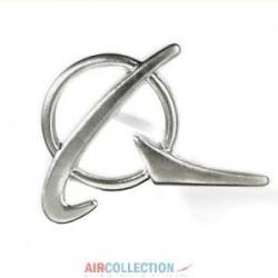 Pins symbole Boeing Couleur Argent