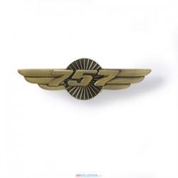 Pins Boeing Heritage 757