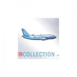 Pins Avion Boeing 737