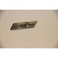 Pins Boeing CH-47D TOP VIEW