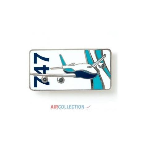 Pins Boeing - Blue Ribbon 747 -S10