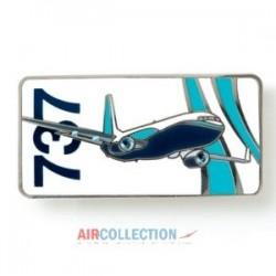 Pins Boeing - Blue Ribbon 737 -S10
