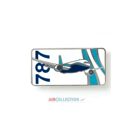 Pins Boeing - Blue Ribbon 787 - S10