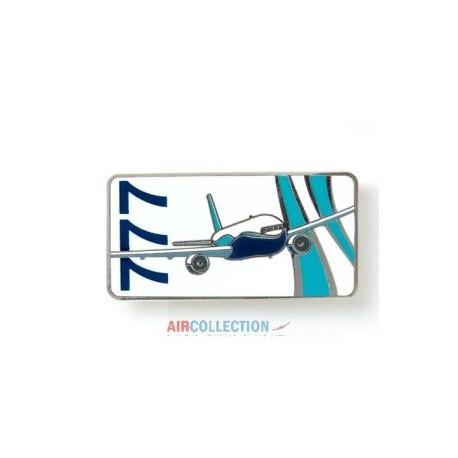 Pins Boeing - Blue Ribbon 777 -S10