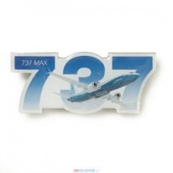 Pins Boeing 737 Max Sky
