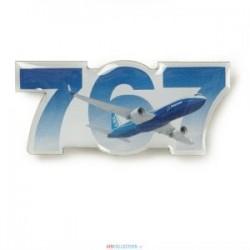 Pins Boeing 767 Sky