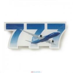 Pins Boeing 777 Sky