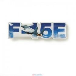 Pins Boeing F-15E Strike Eagle Sky
