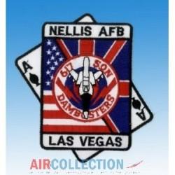 Patch Nellis Las Vegas