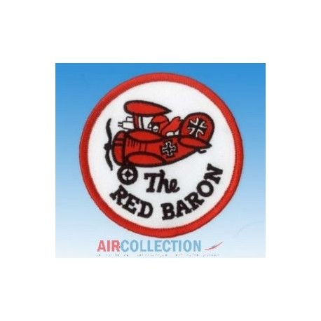 Patch The red baron