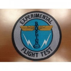 Patch BOEING Flight Test