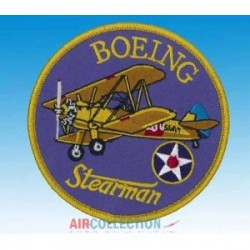 Patch Boeing Stearman