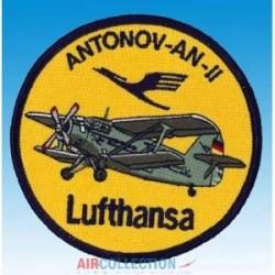 Patch Antonov AN-II Lufthansa