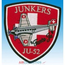 "Patch Junkers JU-52 ""Tante Ju"""