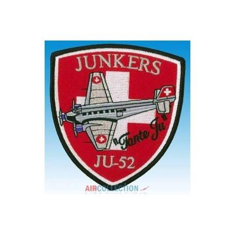 """Patch Junkers JU-52 """"Tante Ju"""""""