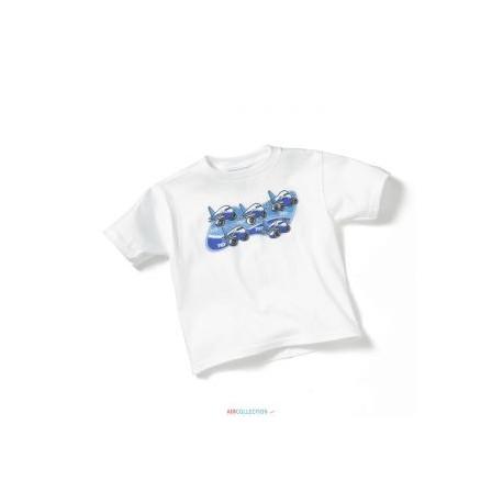 T-Shirt Boeing Puggy Formation  Enfant