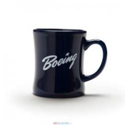 Mug Boeing Heritage Bleu