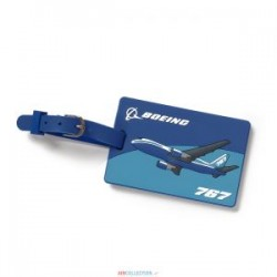 BAG TAG BOEING S12 767 3D