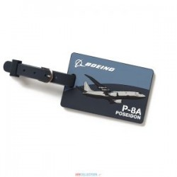 BAG TAG  BOEING POSEIDON 3D P8 -A