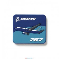 Magnet Boeing 767 2D S12