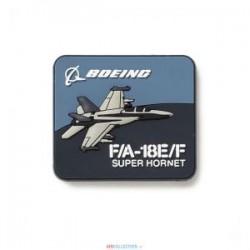 Magnet Boeing SUPER HORNET 2D FA18 S12